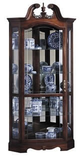 China Cabinet Harry Loory Fine Furniture